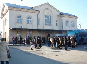 Автовокзал Новороссийска куда-то поедет