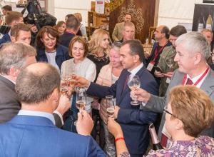В Абрау-Дюрсо завершился VIII Всероссийский Саммит виноделов