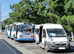 Впервые нелегальную маршрутку изолировали от жителей Новороссийска