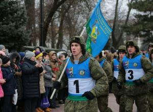 За неделю десантники дошли из Новороссийска до Ростова-на-Дону