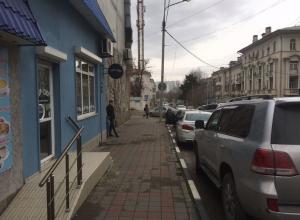 520 тысяч рублей похищено из машины в центре Новороссийска