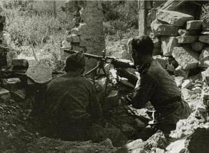 25 апреля 1943 года в Новороссийске. На 75 лет назад
