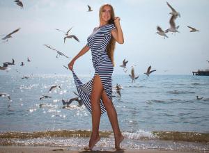 Анастасия Щерба живет в гармонии - одиннадцатая участница конкурса «Мисс Блокнот Новороссийск - 2018»