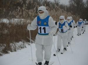 Десантники из Новороссийска расчехлили лыжи