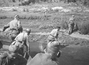 Новороссийск 75 лет назад: советские войска пробились к дороге, ведущей в город
