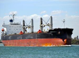 Разлив нефти произошёл в морском порту Новороссийска