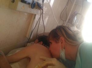 28-летний Евгений Гончаров полгода назад впал в кому и начал гнить заживо в новороссийской больнице