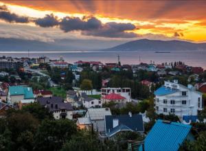 Почти 900 гектар земли арестовано в Новороссийске