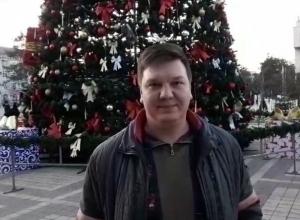 Пусть все плохое останется в прошлом году, - Дмитрий Снимчиков, председатель правления ТСН «Родник» Новороссийск