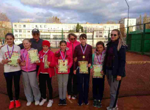 Первенство спортивной школы «Победа» завершилось в Новороссийске