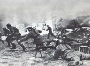Новороссийск 75 лет назад: повторная попытка наступления