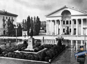 Новый облик ДК «Украина» в Новороссийске «состарят» на 63 года