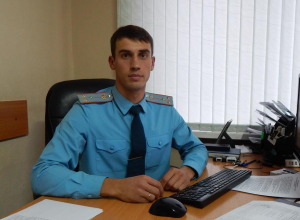 Новороссиец Андрей Плохой стал лучшим инспектором подразделений надзорной деятельности и профилактической работы