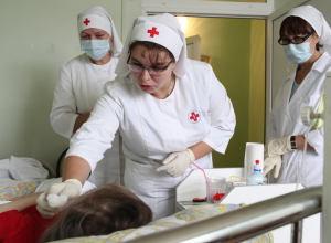 Штаб милосердия откроется в городе-герое Новороссийске