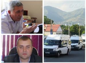 Стали известны подробности деятельности в сфере транспорта Косачева и Грачева в Новороссийске