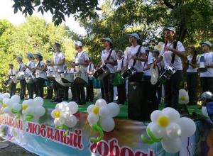 В уютной обстановке отметили День Южного района Новороссийска