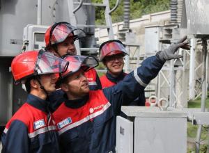 Кубаньэнерго продолжает реконструкцию старейшей подстанции Новороссийска
