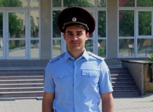 Новороссийский полицейский стал одним из лучших по профессии в крае