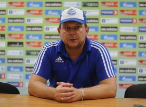 Главный тренер ФК «Черноморец» отправлен в отставку