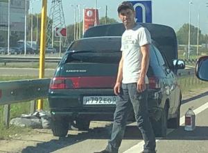 Новый вид мошенников «засветили» автомобилисты Новороссийска на дорогах города