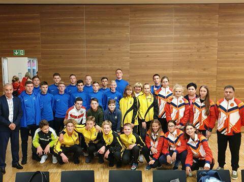 Футболисты из Новороссийска показали немцам класс