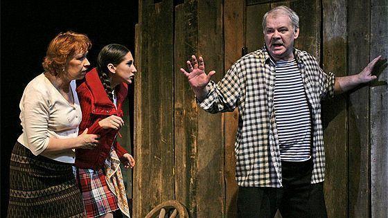 Новороссийский театр представит спектакль «Очень простая история»