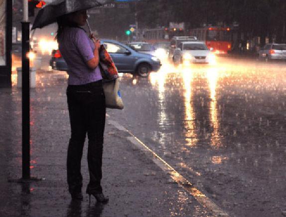 Погода продолжает разочаровывать новороссийцев