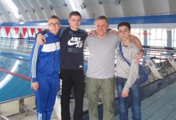 Сергей Заремба - тренер с большой буквы для Елены Житник