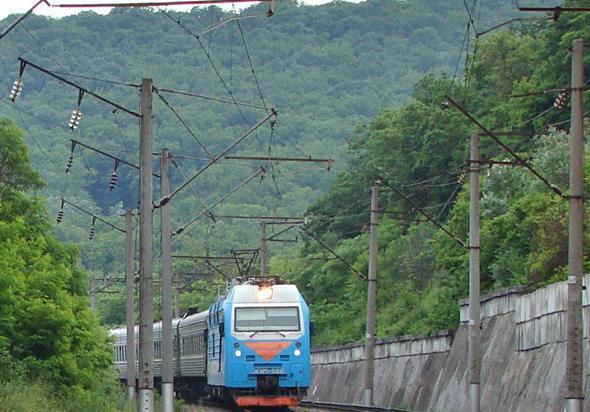 Отца и сына перерезал поезд под Новороссийском