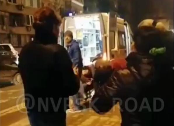 Автомобиль в Новороссийске сбил ребенка на пешеходном переходе
