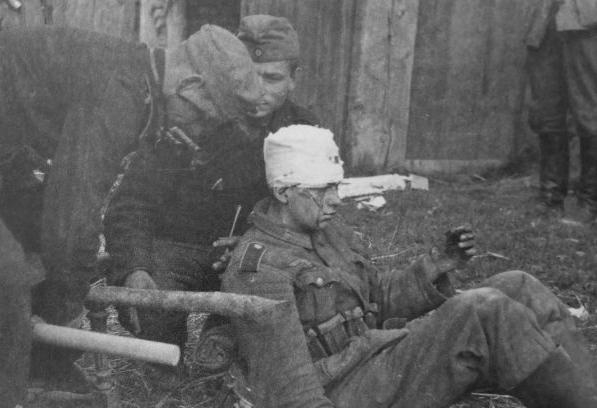 Новороссийск 75 лет назад: советские отряды прорвали вражеский фронт