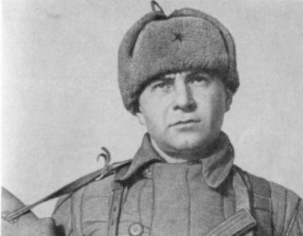 Цезарь Львович Куников. Новороссийск на 75 лет назад.