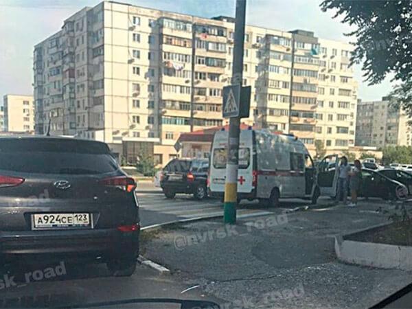 Автоледи покалечила беременную девушку в Новороссийске
