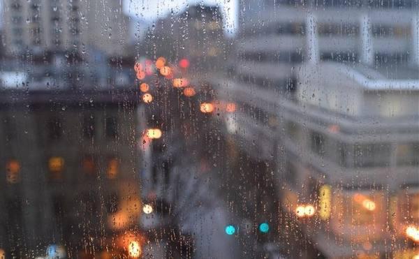 Наступившая зима дарит холод и дождь новороссийцам