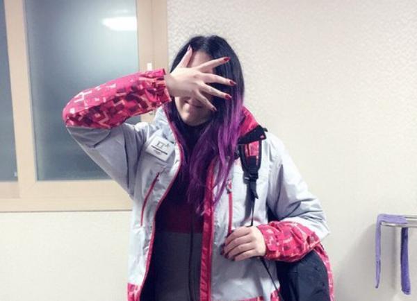 Девочка из Новороссийска рассказала, что на олимпиаде в Корее организация лучше,чем в Сочи