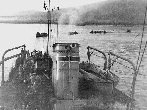 Каким было 6 февраля 1943 года в Новороссийске. На 75 лет назад
