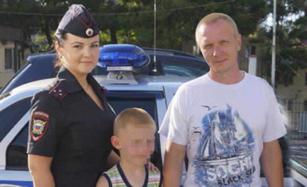 Гости из Московской области потеряли ребенка в самом центре Геленджика