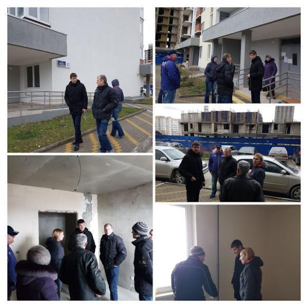 Остался один шаг до постоянного запуска тепла в ЖК «Посейдон-1» в Новороссийске