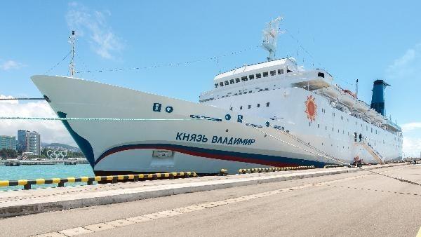Новороссийцы смогут добраться до Турции на круизном лайнере «Князь Владимир»