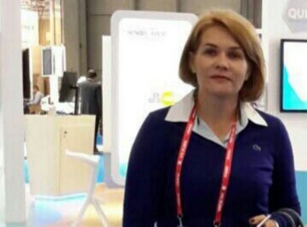 Глав.врач первой городской больницы Елена Массалова отмечает день рождения