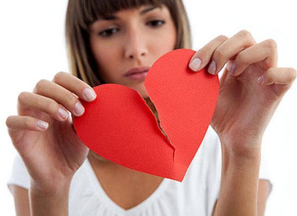 Как пережить расставание перед Днём всех влюблённых