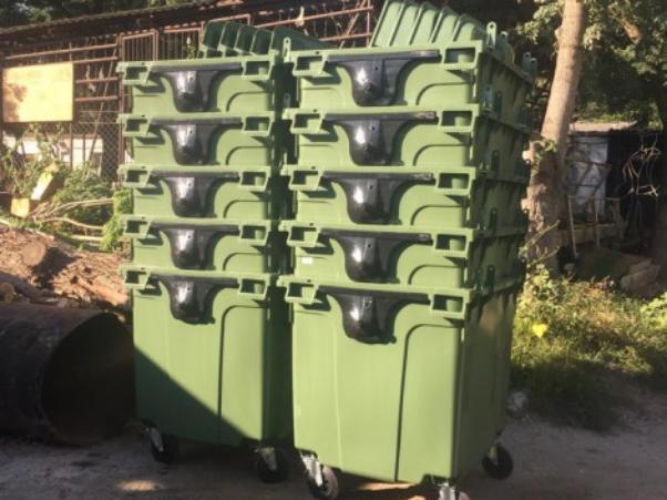Контейнеры для мусора в Новороссийске будут европейские, осталось дело за чистотой