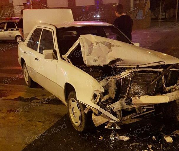 Две страшных аварии произошли в Новороссийске