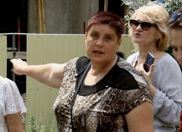 Новороссийцы обратились с суд, чтобы остановить строительство дома
