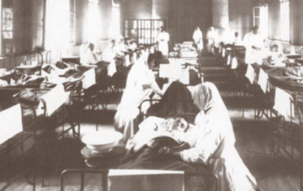 Баня была три недели тому назад и без мыла!– ужасы азиатской холеры в Новороссийске