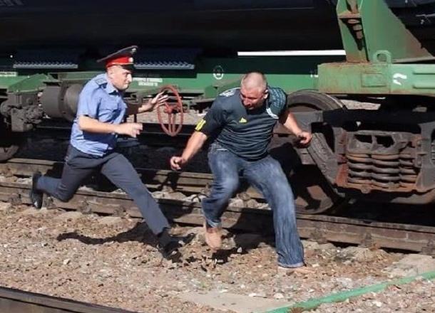 Под Новороссийском безработный обчистил вагон иностранной компании