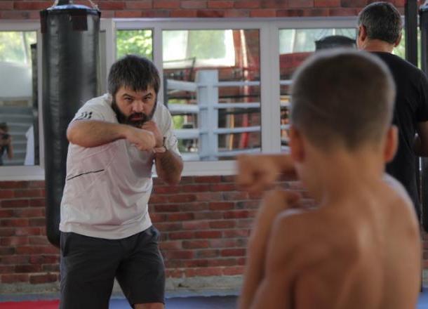 Вместо кафе – школа бокса. В Новороссийске возродили боксерские традиции