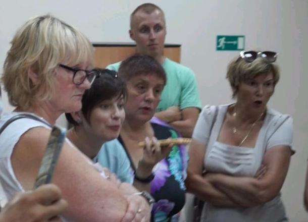 Публичные слушания в Новороссийске вместо междусобойчика превратились в скандальные