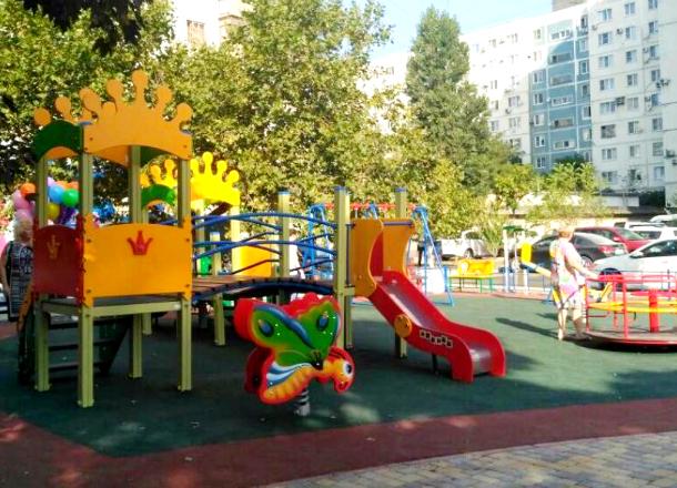 18 дворов Новороссийска сделают облагороженными и комфортными