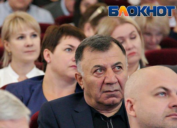 Публичные слушания по бюджету для бюджетников прошли в администрации Новороссийска